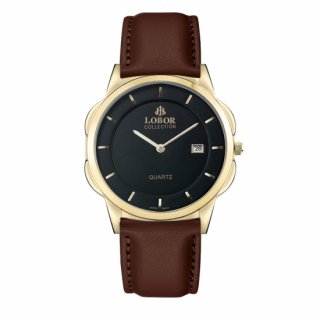 CLASSY S HARCOURT BROWN 39mm