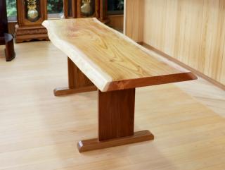 テーブルA-15(欅)
