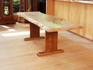 テーブルA-8(欅)