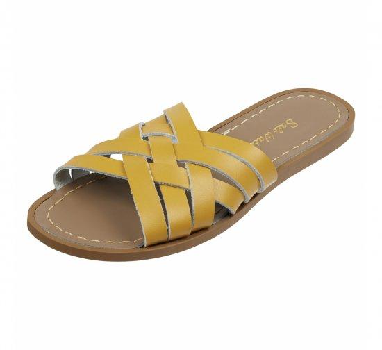 Retro Slide Mustard (Women)