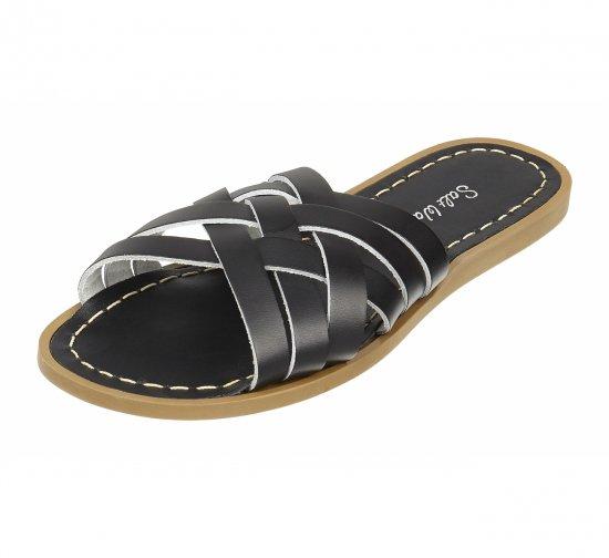 Retro Slide Black (Women)