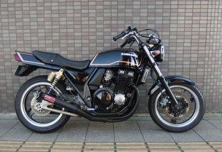 ZRX400(〜'97) ミスティ管<BK>