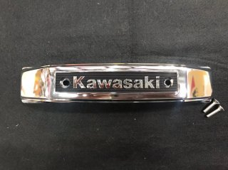 KAWASAKI ステムエンブレム<CM>