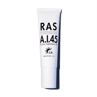 RAS A.I.45 UV PROTECT ESSENCE<img class='new_mark_img2' src='https://img.shop-pro.jp/img/new/icons8.gif' style='border:none;display:inline;margin:0px;padding:0px;width:auto;' />