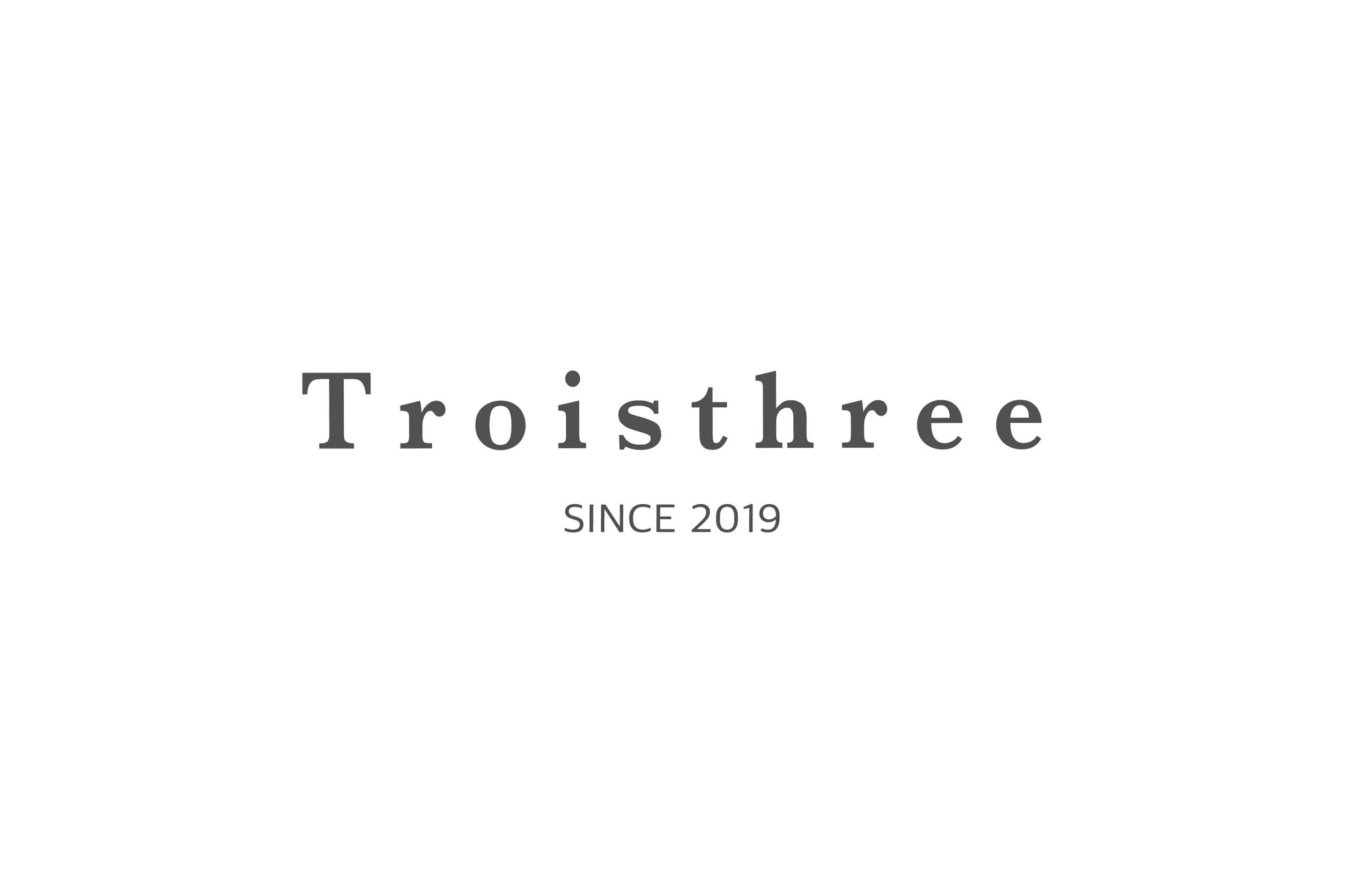 Troisthree