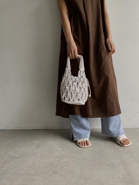 <img class='new_mark_img1' src='https://img.shop-pro.jp/img/new/icons6.gif' style='border:none;display:inline;margin:0px;padding:0px;width:auto;' />《予約販売》macrame knitting bag