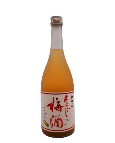 梅の宿あらごし梅酒 720ml