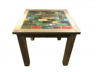 オールドウッドテーブル(カラー)