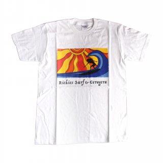 RICKIE'S SURF×GerageraコラボデザインTシャツ