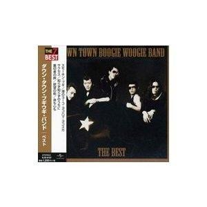 CD DOWN TOWN BOOGIE WOOGIE BAND(ダウン・タウン・ブギウギ・バンド) THE BEST EJS-6167|管理10-A