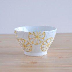 lemon 飯碗(ホワイト)
