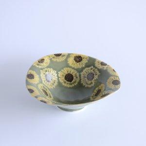 himawari グリーン 小鉢