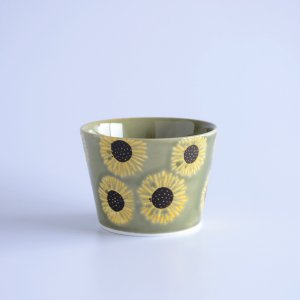 himawari グリーン フリーカップ