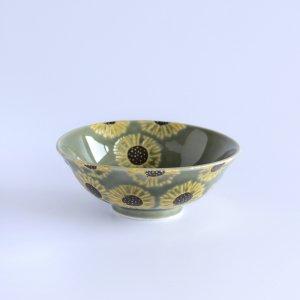 himawari グリーン マルチ碗