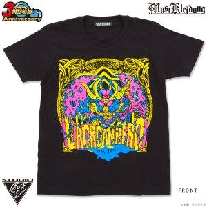 SDガンダム Tシャツ ブラックドラゴン feat.STUDIO696