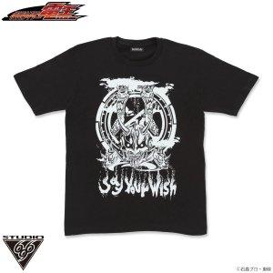 仮面ライダー電王 モモタロス(未契約Ver) Tシャツ  feat.STUDIO696