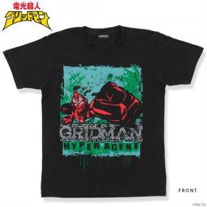 電光超人グリッドマン Tシャツ Appearance STUDIO696