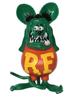 "192 RAT FINK ""Glow in the Dark B"""