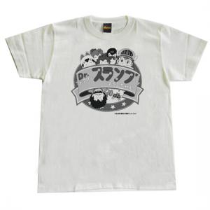 Arale T-shirt 【ロゴ】XLサイズ Drスランプ アラレちゃん