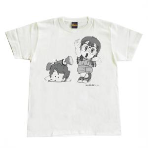 Arale T-shirt 【ほーい】XLサイズ Drスランプ アラレちゃん