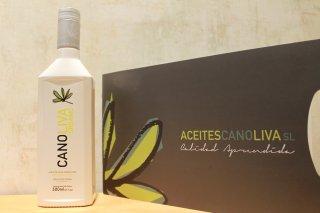 【CANOLIVA2020秋搾油♪】カノリーバ オーガニック 500ml オヒブランカ種