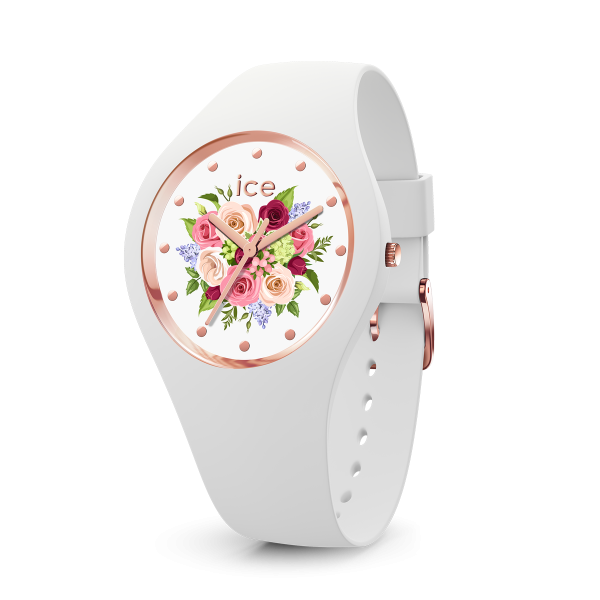 ice watch|White bouquet (Small)