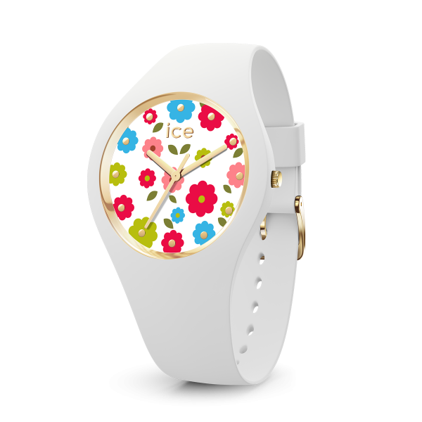 ice watch|Flower power (Small)
