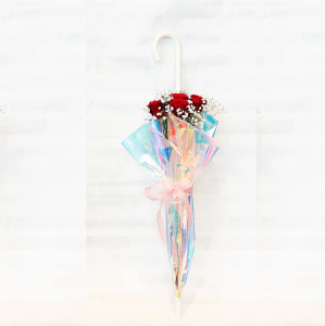 <img class='new_mark_img1' src='https://img.shop-pro.jp/img/new/icons14.gif' style='border:none;display:inline;margin:0px;padding:0px;width:auto;' />【生花】 Umbrella Bouquet|Crystal_Rose