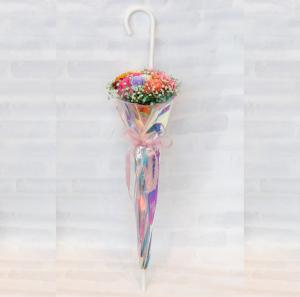 【生花】Umbrella Bouquet|Crystal