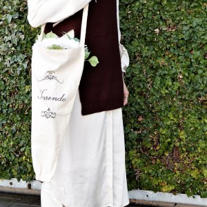 Flower ECO bag bouquet -フラワーエコバッグブーケ-_アートブーケSET