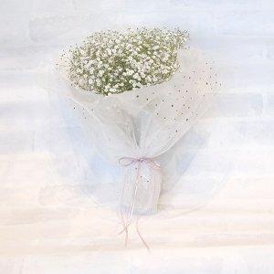 かすみ草ブーケS(ホワイト)