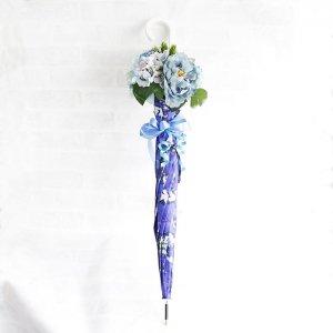 【Wpc.コラボ】Umbrella Bouquet|Blue