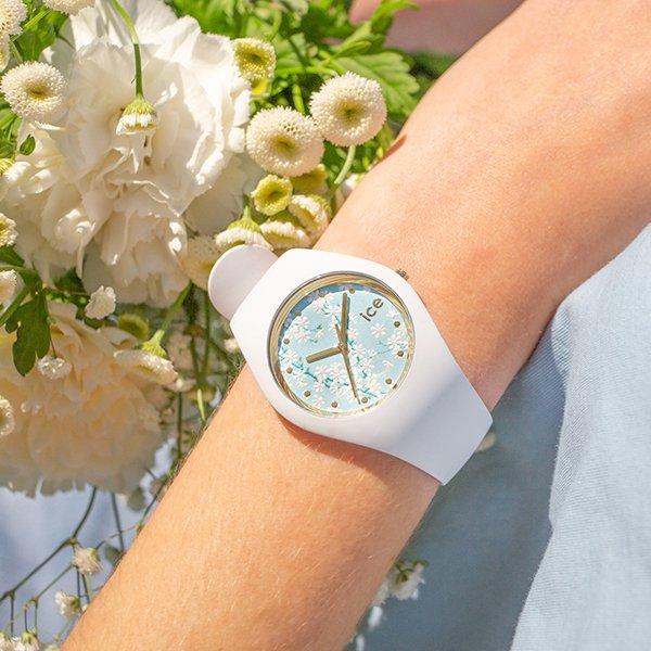 ICE flower 2021|WHITE SAKURA(Medium)