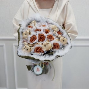 <img class='new_mark_img1' src='https://img.shop-pro.jp/img/new/icons13.gif' style='border:none;display:inline;margin:0px;padding:0px;width:auto;' />ベアブーケ(bear bouquet)