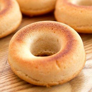 こだわりの焼きドーナツ(豆の輪)