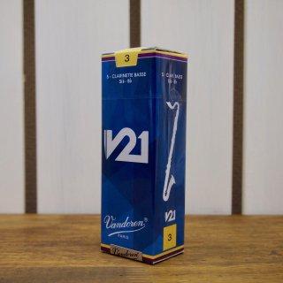 バンドレン バスクラリネットリード V21