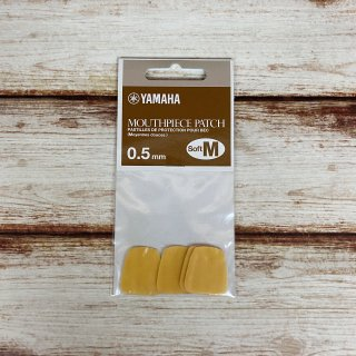 【OUTLET】ヤマハ マウスピースパッチ 0.5mm/Soft M