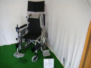 【中古車椅子】カワムラサイクル 自走式 電動車椅子 JW-1 (DK-270)
