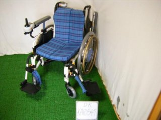 【中古車椅子】松永製作所 電動車椅子 MY-1 JWX (DK-KA10547)