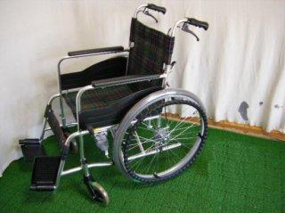 松永製作所 自走式車椅子 AR-200B(42幅) (WCMA202)