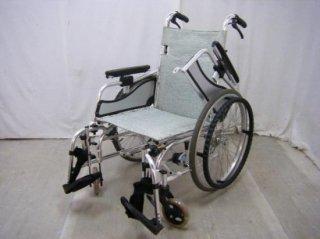 松永製作所 自走式車椅子 MW-SL5 超低床タイプ(WCMA216)
