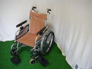 松永製作所 自走式車椅子 MW-SL5AH (WCMA217)