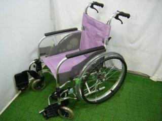 松永製作所 自走式車椅子 SA-110 (WCMA223)