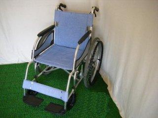 松永製作所 自走式車椅子 MW-SL11B(WCMA254)