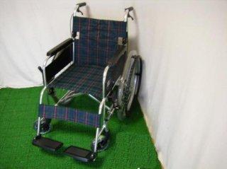 ミキ 自走式車椅子 MPN-43JD (WCMI104)