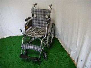 【中古車椅子】ミキ 自走式車椅子 MOC-43LTP  (WCMI203)