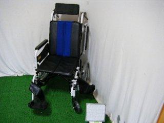 【中古車椅子】ミキ ティルト車椅子 MP-TiFVL (WCMI105)