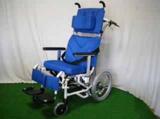 【中古車椅子】《Sランク品》カワムラサイクル KPFC16-36 (WCK316)