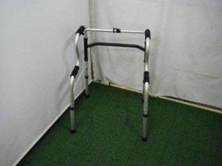 星光医療器 アルコー2段ハンドル固定型歩行器(HKSE104)