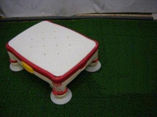 アロン化成 安寿 高さ調整付浴槽台Rかるぴったん  (NYAR116)